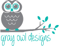Gray Owl DesignsBank & Boston Collateral | Gray Owl Designs